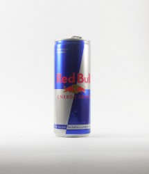 RedBull energy drink - Canette Red bull - version espagnole avec taurine collection (1)