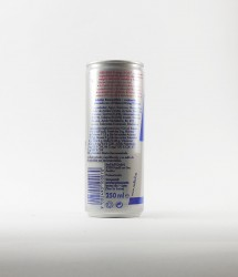 RedBull energy drink - Canette Red bull - version espagnole avec taurine collection (2)