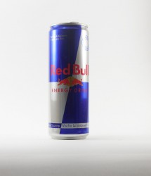 RedBull energy drink - Canette Red bull - version francaise 355ml avec taurine (1)