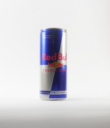 RedBull energy drink - Canette Red bull - version francaise avec taurine (1)
