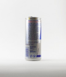 RedBull energy drink - Canette Red bull - version francaise avec taurine (2)
