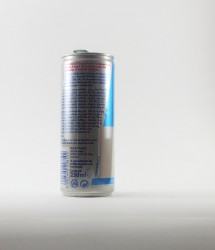 RedBull energy drink - Canette Red bull - version francaise light 250ml (4)