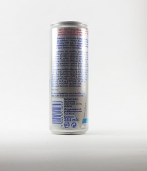 RedBull energy drink - Canette Red bull - version francaise light 350 ml (2)