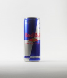 RedBull energy drink - Canette Red bull - version standard collection (1)