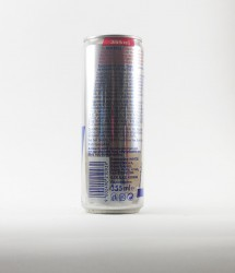 RedBull energy drink - Canette Red bull - version tcheque 355ml (2)