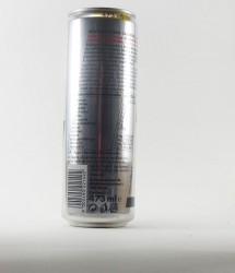 RedBull energy drink - Canette Red bull - zero 500ml plus grise (2)