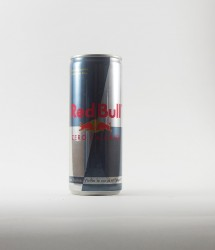 RedBull energy drink - Canette Red bull - zero sucre edition  (1)