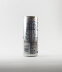 RedBull energy drink - Canette Red bull - zero sucre edition en plus sombre  (2)
