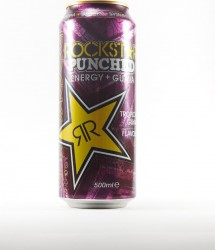 Rockstar energy drink - Canette Rockstar - canette energisante gout goyave (1)