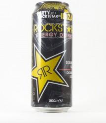 Rockstar energy drink - Canette Rockstar - energy drink cola noir (2)