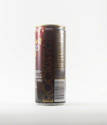 Rockstar energy drink - Canette Rockstar - roadster gout expresso café (2)
