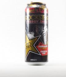 Rockstar energy drink - Canette Rockstar - version andreas wiig snowboard (1)