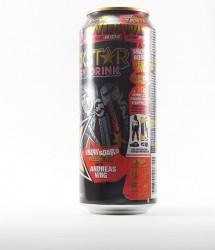 Rockstar energy drink - Canette Rockstar - version andreas wiig snowboard (2)