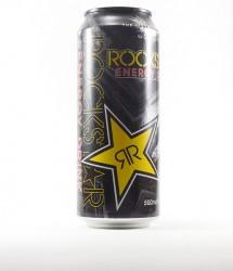 Rockstar energy drink - Canette Rockstar - version batman dark knight 500ml (2)