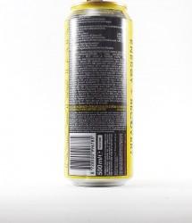 Rockstar energy drink - Canette Rockstar - version citron sans bulle (2)