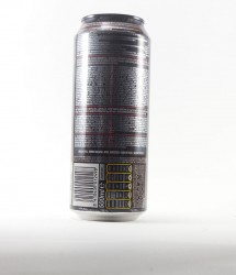 Rockstar energy drink - Canette Rockstar - version noir (2)