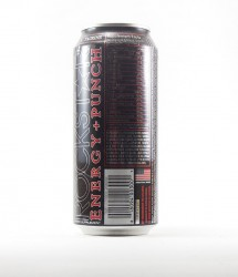 Rockstar energy drink - Canette Rockstar - version noir gout tropical (2)