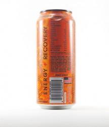 Rockstar energy drink - Canette Rockstar - version orange au gout orange  (1)