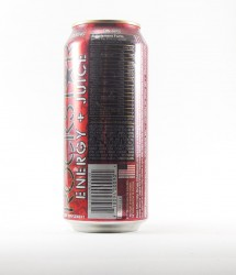 Rockstar energy drink - Canette Rockstar - version pomegranate en 500ml (2)