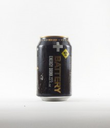 à l'unité energy drink - Canette Battery - canette taurine battery energy drink (2)