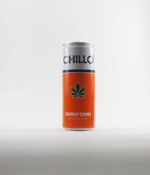 à l'unité energy drink - Canette Chillo - chillo energy drink avec feuille de canabis (1)