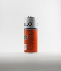 à l'unité energy drink - Canette Chillo - chillo energy drink avec feuille de canabis (2)