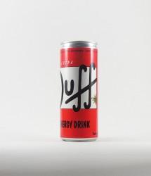 à l'unité energy drink - Canette Duff - simpson energy drink taurine duff energy drink (3)