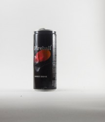 à l'unité energy drink - Canette Fireball - fireball energy drink (2)