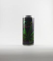 Par deux energy drink - Canette Fou - canette energisante à  la taurine canabis energy drink (2)