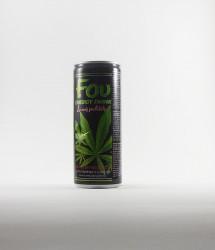 Par deux energy drink - Canette Fou - canette energisante à  la taurine canabis energy drink (4)