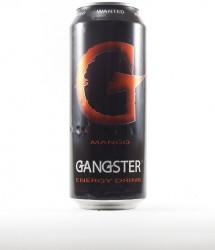 à l'unité energy drink - Canette Gangster - mango edition gangster energy drink à la mangue (2)