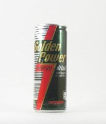 Par deux energy drink - Canette Golden power - golden energy drink (1)