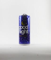 à l'unité energy drink - Canette Good night - boisson pour dormir good night energy drink (1)