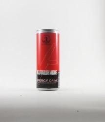 à l'unité energy drink - Canette Kalashnikov - kalashnikov energy drink boisson trouvé dans un magasin d'airsoft en France (3)