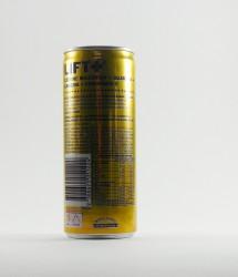 à l'unité energy drink - Canette Lift + - boisson energisante francaise jaune dorée (1)