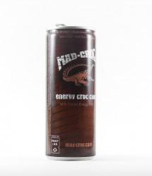 Mad croc energy drink - Canette Mad croc - boisson energisante chocolat lait et cacao (1)