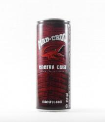 Mad croc energy drink - Canette Mad croc - boisson energisante gout cola (1)