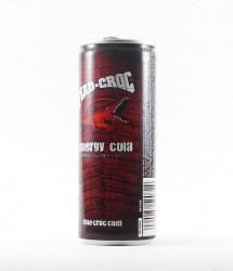 Mad croc energy drink - Canette Mad croc - boisson energisante gout cola (2)