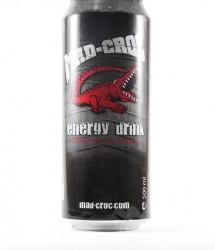 Mad croc energy drink - Canette Mad croc - boisson energisante normale en grande (1)