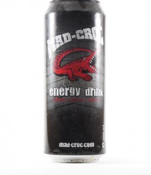 Mad croc energy drink - Canette Mad croc - boisson energisante normale en grande (2)