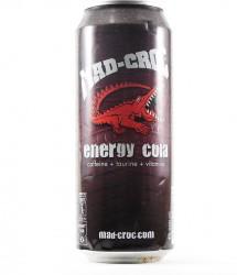 Mad croc energy drink - Canette Mad croc - boisson energisante version grande 500ml gout coca cola (2)