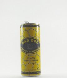 à l'unité energy drink - Canette Mad dog - lemon energy drink (2)