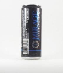 Mirage energy drink - Canette Mirage - energy drink bleu (1)