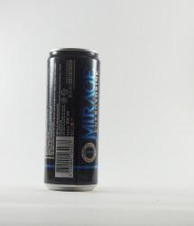Mirage energy drink - Canette Mirage - les energy drinks francaises mirage bleu au gout classique (2)