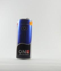 à l'unité energy drink - Canette On - energy drink à la cafeine et à la taurine (1)