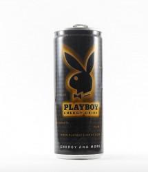 à l'unité energy drink - Canette Playboy - boisson energisante playboy energy drink (2)