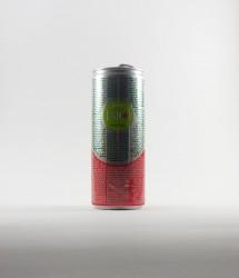 à l'unité energy drink - Canette Pure bio - pure bio à l'orange energy drink (2)