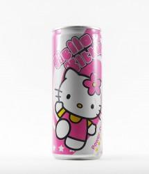 Par deux energy drink - Canette Samrio - hello kitty energy drink boisson energisante energy drink (4)