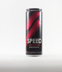 à l'unité energy drink - Canette Speed - speed unloaded energy drink (3)