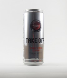 Par deux energy drink - Canette Take off - taurine et caffeine energy drink (1)